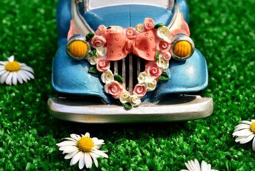 wedding auto marry