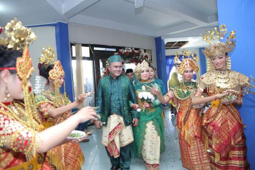 wedding indonesian marriage