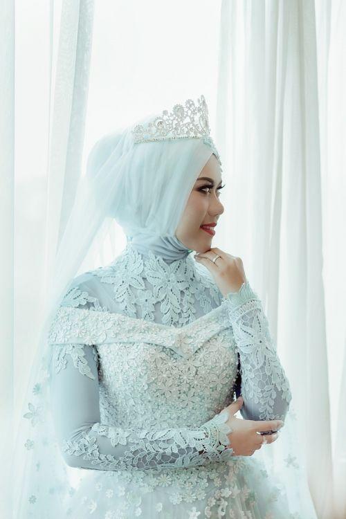 Vestuvės,moterys,suknelė,hijab,moteriškos suknelės