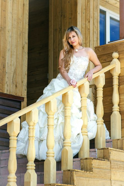 wedding bride bridesmaid dress