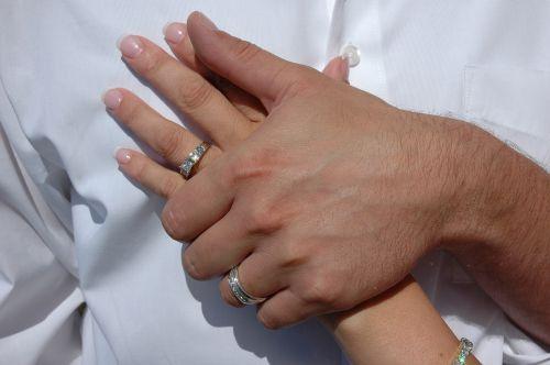 wedding forever ring