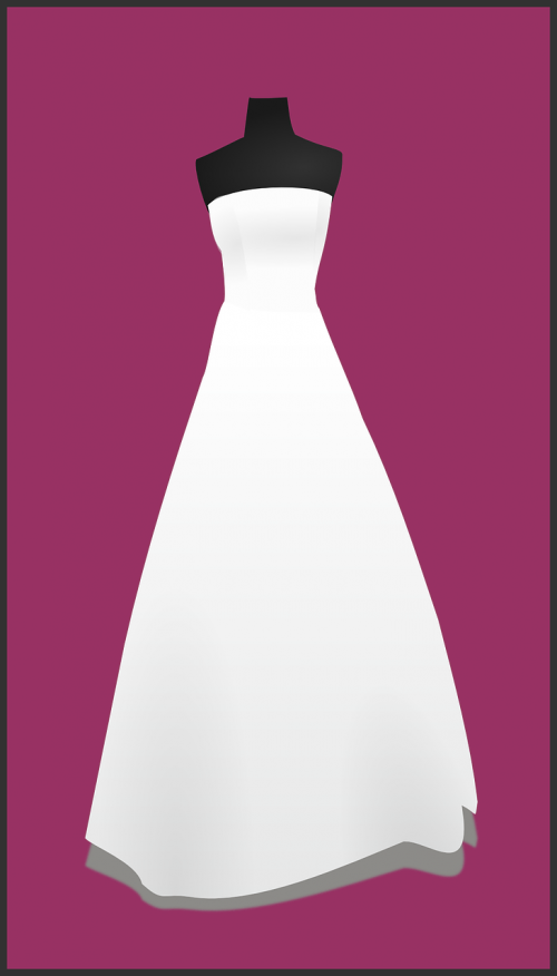 wedding gown bridal