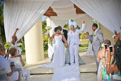 wedding  destination wedding  punta cana