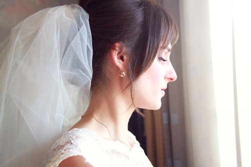 wedding  morning  bride