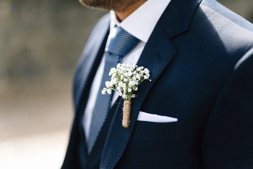 wedding  husband  suit