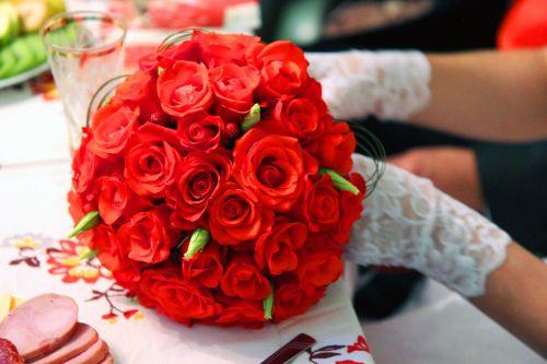 wedding the groom bride