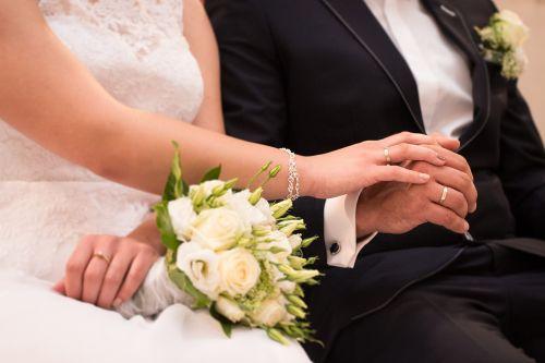 wedding wedding rings oath