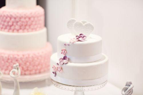 wedding cake debut cake