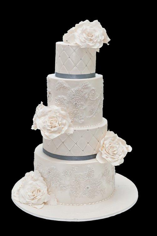 wedding cake  cake  frosting