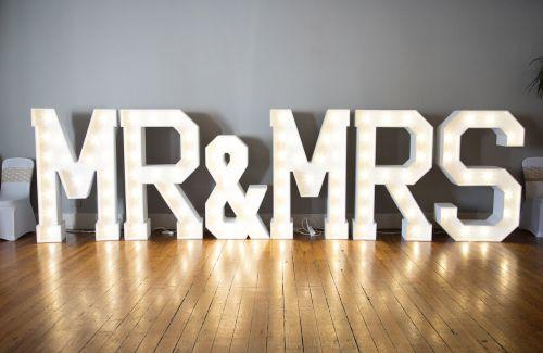 wedding reception wedding mr mrs