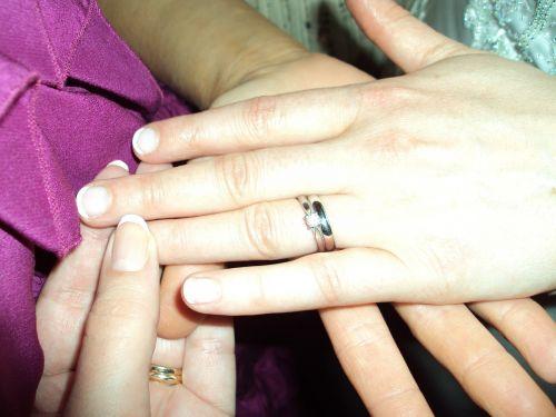 wedding ring engagement ring wedding