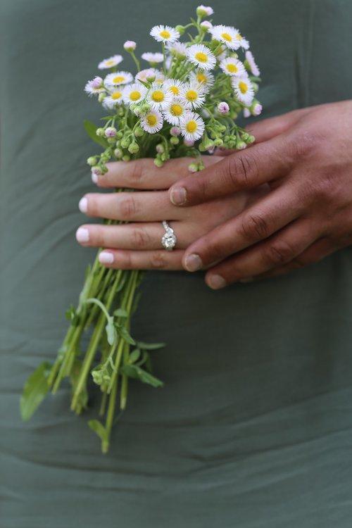 weddings  flowers  engagement