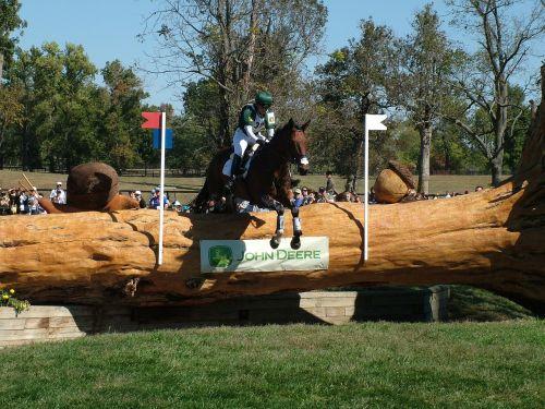 weg world equestrian games cross country