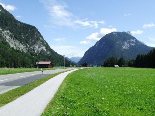 weidach area austria tirol