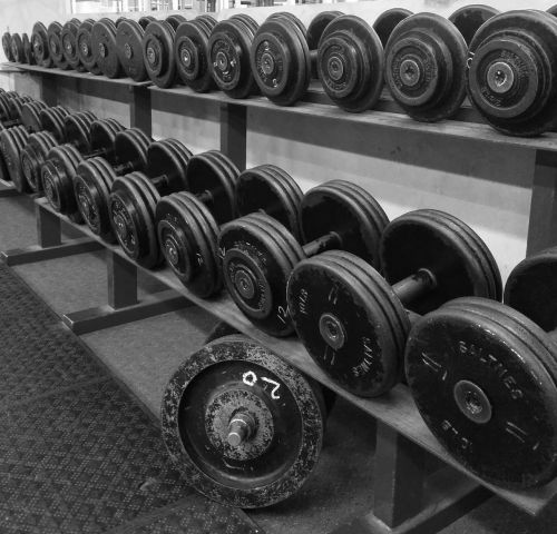weight lifting fitness exercise