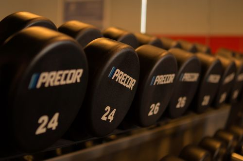 weights lifting gym