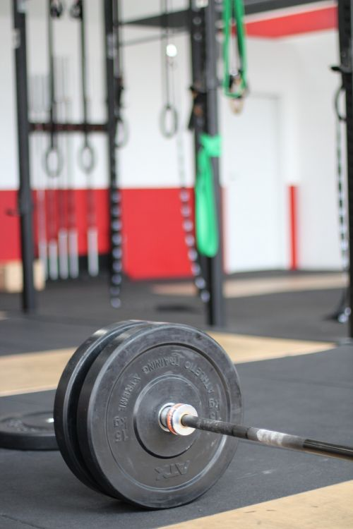 weights weight lifting sports equipment