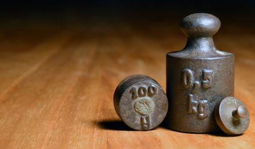 weights horizontal weigh