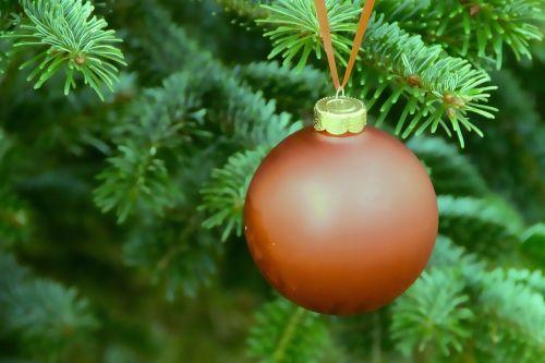 weihnachtsbaumschmuck ball fir