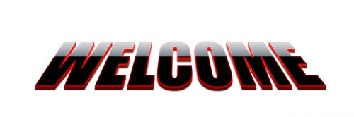 welcome hello greeting