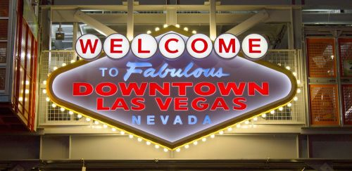welcome las vegas las vegas sign