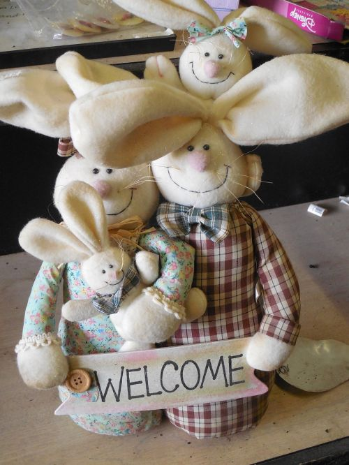welcome stuffed animals stuffed