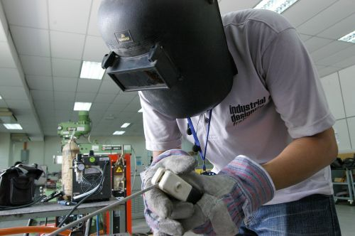 welder welding welding operator