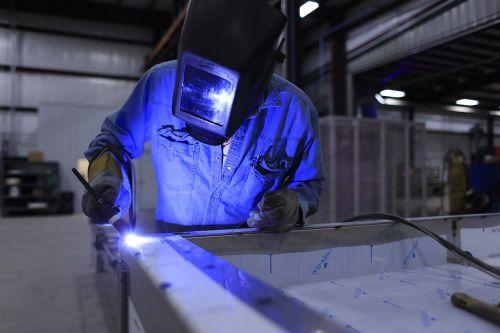 welder welding industry