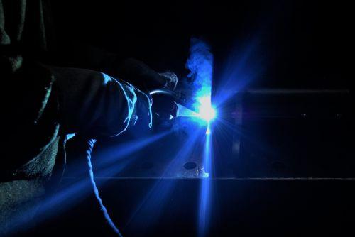welding material steel