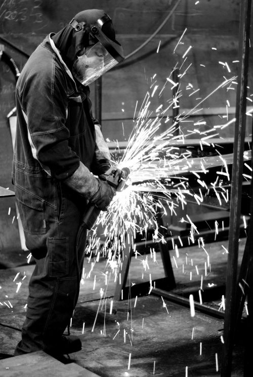 welding industry steel