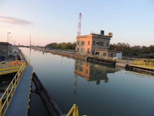 Welland Canal, Ontario