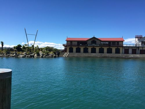 wellington waterfront boat shed