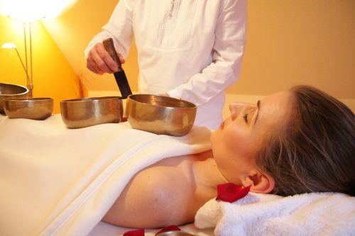 wellness massage sound massage