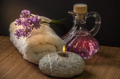 wellness  carafe  purple