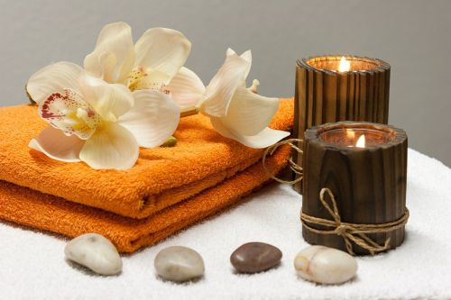 wellness massage relax