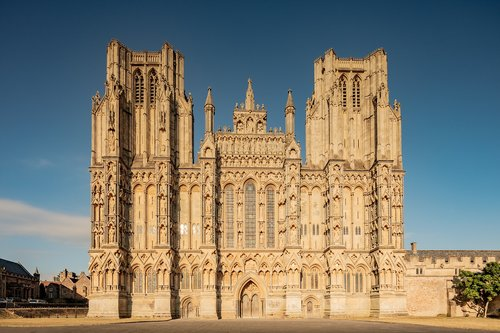 wells cathedral  wells  cathedral