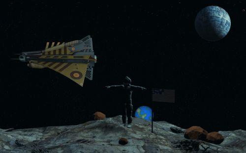 erdvė & nbsp, kelionė, visi, erdvė, astronautas, erdvėlaivis, fonas, erdvė