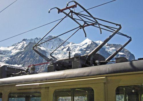 wengernalpbahn virgin bernese oberland