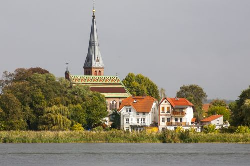 werder potsdam church