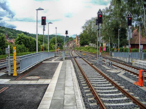 wertheim germany railroad