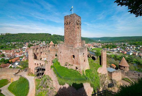 wertheim castle baden württemberg