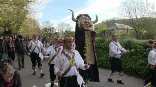 Wessex Morris Procession