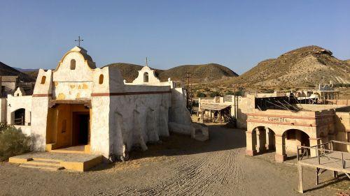 west mexico almeria