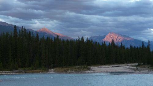 west canada national park
