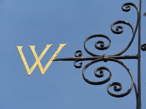 west w wind vane