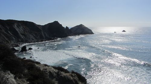 west coast ocean ocean view
