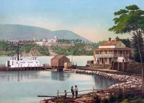 West Point Painting