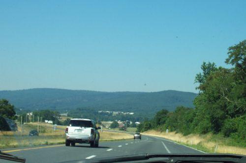 West Virginia Mountains