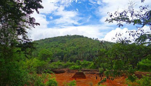 western ghats mountains sahyadri