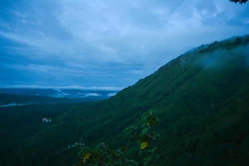 western ghats landscape nature